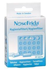 NenäFriida / NoseFrida filtterit 20 KPL