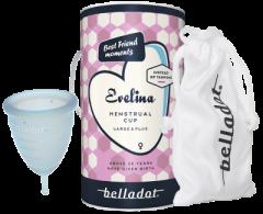 Belladot Evelina Large & Plus kuukuppi 1 kpl