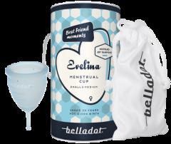 Belladot Evelina Small & Medium kuukuppi 1 kpl
